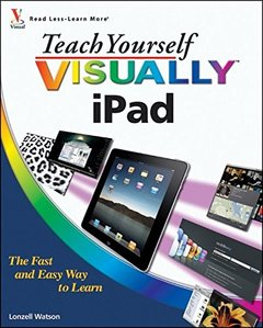 Teach Yourself VISUALLY iPad (Paperback)-cover