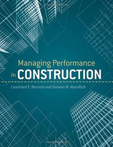 Managing Performance in Construction (Hardcover)