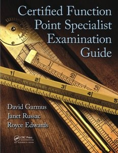 Certified Function Point Specialist Examination Guide (Paperback)-cover