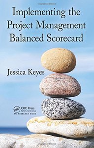 Implementing the Project Management Balanced Scorecard (Hardcover)-cover