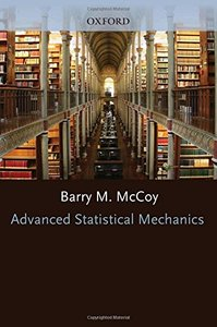 Advanced Statistical Mechanics (Hardcover)-cover