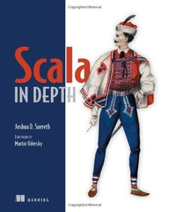 Scala in Depth (Paperback)-cover