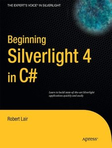 Beginning Silverlight 4 in C#, 3/e (Paperback)-cover