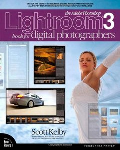 The Adobe Photoshop Lightroom 3 Book for Digital Photographers (Paperback)-cover