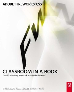 Adobe Fireworks CS5 Classroom in a Book (Paperback)-cover