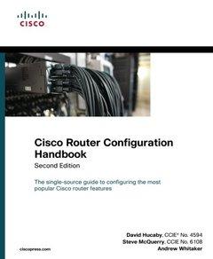 Cisco Router Configuration Handbook, 2/e (Paperback)-cover