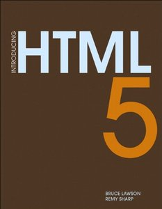 Introducing HTML5 (Paperback)-cover
