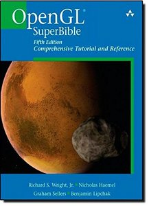 OpenGL SuperBible: Comprehensive Tutorial and Reference, 5/e (Paperback)-cover