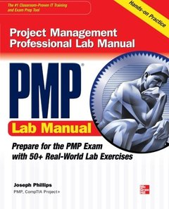 PMP Project Management Professional Lab Manual (Paperback)-cover