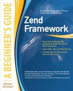Zend Framework, A Beginner's Guide (Paperback)-cover