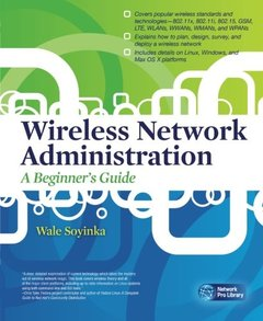 Wireless Network Administration A Beginner's Guide (Paperback)-cover