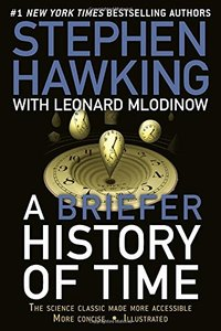 A Briefer History of Time (Paperback)-cover