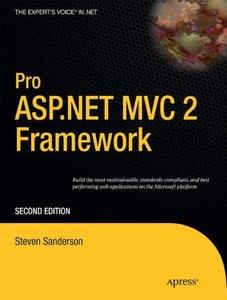 Pro ASP.NET MVC 2 Framework, 2/e (Paperback)-cover