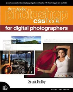 The Adobe Photoshop CS5 Book for Digital Photographers (Paperback)-cover