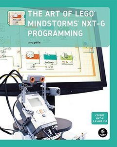 The Art of LEGO MINDSTORMS NXT-G Programming (Paperback)-cover