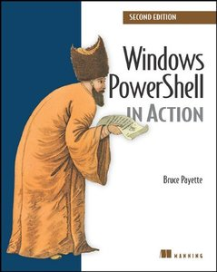 Windows Powershell in Action, 2/e (Paperback)-cover