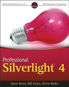 Professional Silverlight 4 (Paperback)-cover