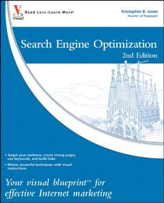 Search Engine Optimization, 2/e : Your visual blueprint for effective Internet marketing (Paperback)-cover