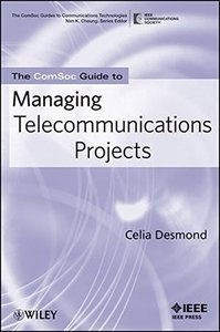 ComSoc Pocket Guide to Managing Telecommunications Projects (Paperback)-cover