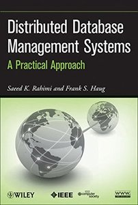 Distributed Database Management Systems: A Practical Approach (Hardcover)-cover