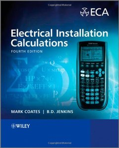 Electrical Installation Calculations, 4/e : For Compliance with BS 7671:2008 (Paperback)-cover