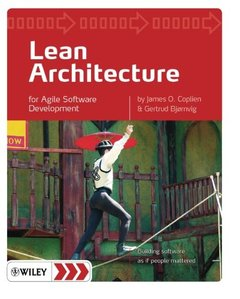Lean Architecture: for Agile Software Development (Paperback)-cover