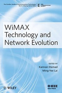 WiMAX Technology and Network Evolution (Paperback)-cover
