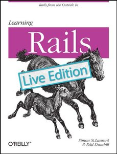Learning Rails: Live Edition (Paperback)-cover
