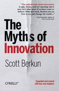 The Myths of Innovation (Paperback)-cover