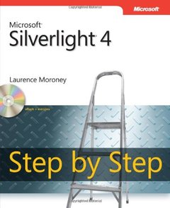 Microsoft Silverlight 4 Step by Step (Paperback)-cover