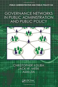 Governance Networks in Public Administration and Public Policy (Hardcover)-cover