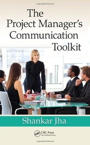 The Project Manager's Communication Toolkit (Hardcover)-cover