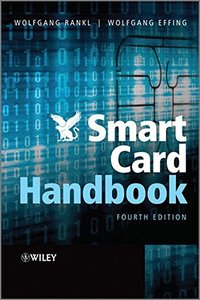 Smart Card Handbook, 4/e (Hardcover)-cover