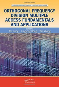 Orthogonal Frequency Division Multiple Access Fundamentals and Applications (Hardcover)-cover