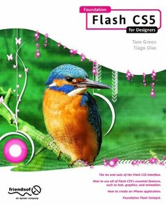 Foundation Flash CS5 For Designers (Paperback)-cover