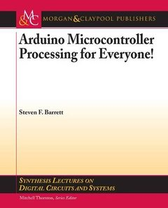 Arduino Microcontroller Processing for Everyone! (Paperback)-cover