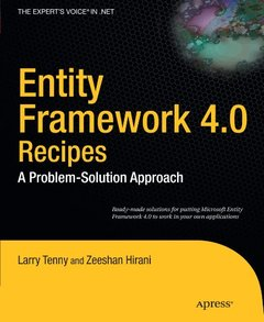 Entity Framework 4.0 Recipes: A Problem-Solution Approach (Paperback)-cover
