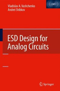 ESD Design for Analog Circuits (Hardcover)