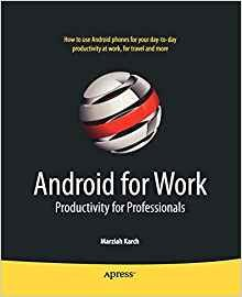 Android for Work: Productivity for Professionals (Paperback)-cover
