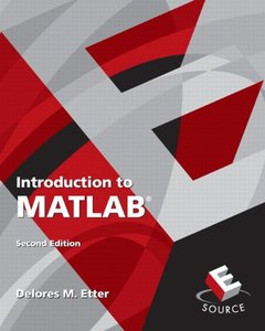 Introduction to MATLAB, 2/e (Paperback)-cover