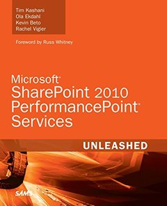 Microsoft SharePoint 2010 PerformancePoint Services Unleashed (Paperback)-cover