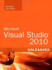 Microsoft Visual Studio 2010 Unleashed (Paperback)-cover