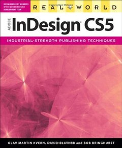 Real World Adobe InDesign CS5 (Paperback)-cover
