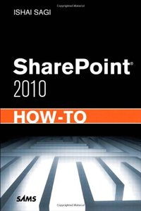 SharePoint 2010 How-To (Paperback)-cover