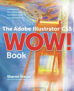 The Adobe Illustrator CS5 Wow! Book (Paperback)-cover
