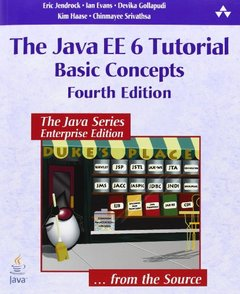 The Java EE 6 Tutorial: Basic Concepts, 4/e (Paperback)-cover