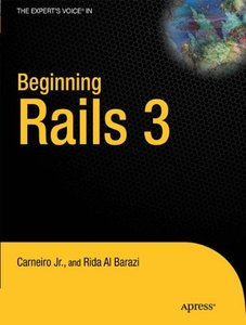 Beginning Rails 3 (Paperback)-cover