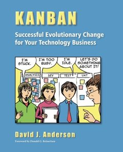 Kanban: Successful Evolutionary Change for Your Technology Business (Paperback)-cover