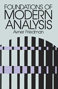 Foundations of Modern Analysis (Paperback)-cover