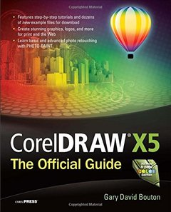 CorelDRAW X5 The Official Guide (Paperback)-cover
